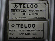 Telco Photoelectric Sensor SMP5400NG proximity switch smp 5400 nge 0471104200