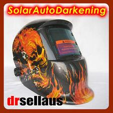 NEW WELDING HELMET SOLAR POWERAUTO DARKENING LENS TIG/MIG MASK
