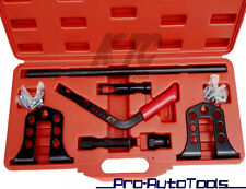 VW Audi Valve Spring Remover Installer Compressor Tool Kit Set 1620