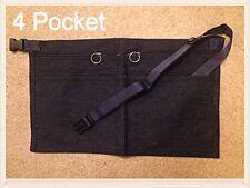 DENIM 4 POCKET MARKET MONEY BAG