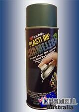 NEW Chameleon Green Blue changing PLASTI DIP Spray AEROSOL 311gm plastidip