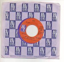 RAIN 45 RPM Promo Record GET ON YOUR JOB  Unplayed Mint- 70's  Funk  Soul  1976