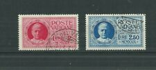 VATICAN 1929 EXPRESS SET FINE USED