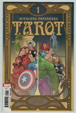 Tarot 1 2 3 4 Avengers Defenders complete mini series Marvel 2020 1st prints