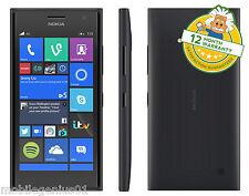 Smartphone Nokia Lumia 735 gris foncé grade a (débloqué) 8 Go Microsoft 4G LTE