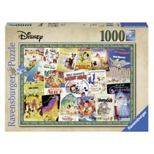 NEW Ravensburger - Disney Vintage Movie Posters Puzzle 1000pc Christmas/Gift