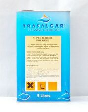 Trafalgar Super Rubber Dressing - Rubber and tyre  Dressing / Shine - 5 Litres