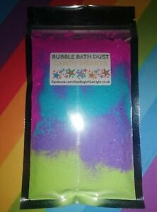 💜💗Candy Hearts 💙💚 Bubble Bath Dust (like Bath Bomb Dust PLUS BUBBLES)💣