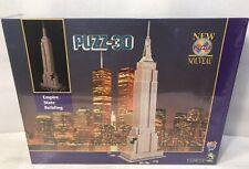 Wreebit P3D-902 Puzz-3D Empire State Building 3D Puzzle - 902 Pieces -Sealed