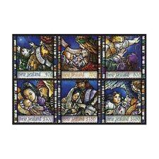 New Zealand 1385-1390,MNH.Michel 1549-1554. Christmas 1996.Christmas Story