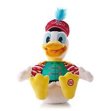 Hallmark Techno Plush  2013 Donald Duck - Disney's Nutcracker Sweets - #XKT1238