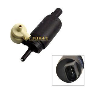 New Windshield Washer Fluid Pump For 1J6 955 651 Audi A4 A6 VW Passat Golf