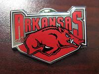 University of Arkansas Pin - Razorbacks Logo