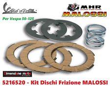 5216520 - Kit Dischi Frizione + Molla MALOSSI per PIAGGIO Vespa 50 N dal 1989 >