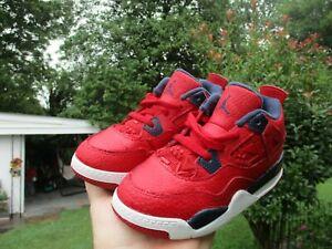 Air Jordans Retro 4 Youth Size 10C WOW Nice!!!