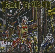 "Iron Maiden "" Somewhere in Time "" Patch/Aufnäher 601384 #"