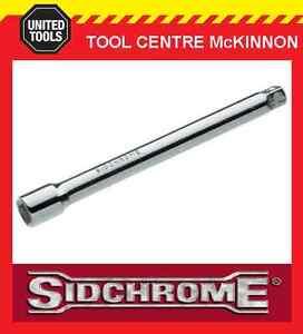 """SIDCHROME SCMT14915 1/2"""" DRIVE 65mm EXTENSION BAR"""