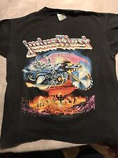 Vintage Judas Priest Painkiller 1991 Tour Shirt Large Medium Vgc Maiden Nwobhm