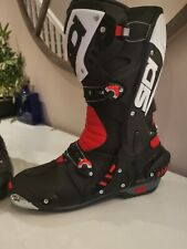 Motorcycle Boots Sidi Vortice Size:46 Colour: Black/Red/White Racing