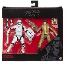 HASBRO® STAR WARS® Target Exclusive 2-Pack - Poe Dameron - Stormtrooper