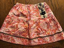 Matilda Jane Westside Star Skirt Girls Size 4