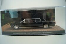 Modellauto 1:43 James Bond 007 Lincoln Continental Stretched Limousine Feuerball