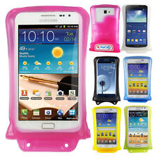 DiCAPac Wp-c2 Waterproof Cover Case for Samsung Galaxy Note Series - Blue