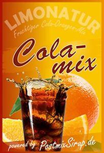 Cola-Mix - Konzentrat - Postmixsirup - Postmix - Sirup - 10lBiB (5,50€/L)