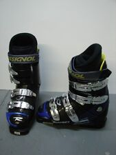 Rossignol Bandit NA Ladies Downhill Snow Ski Boots Navy Mondo 23.5 NEW