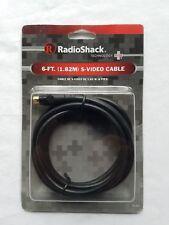 S-Video 15-226 6-Foot Cable RadioShack