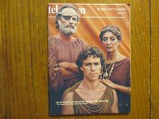 5/1981 St. Louis Post-Dispatch TV Mag(NICHOLAS CLAY/JULIAN GLOVER/JANE LAPOTAIRE