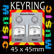 BLACK STONE CHERRY BETWEEN THE DEVIL AND THE DEEP BLUE SEA -CD COVER KEYRING