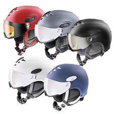 UVEX 300 Visor Ski Helmet Mirrored Lenses Sunlight/Infrared Rays CE Approved S3