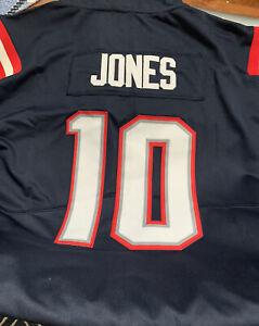 2021 Mac Jones New England Patriots Jersey