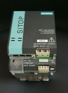 Siemens SITOP modular 6EP1334-3BA00 *gebraucht*