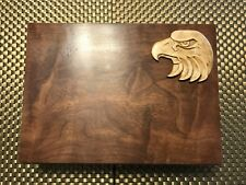 Hand Crafted Carved Solid wood Storage boxes, gun case, display box Jewelry box,