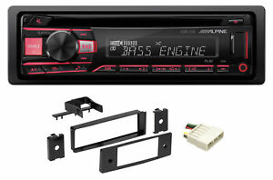 ALPINE CD Receiver Stereo Android/MP3/WMA/USB/AUX For 96-98 Honda Civic