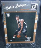 2016-17 Donruss Basketball Caris LeVert Rookie Card #167 NETS HOTTT