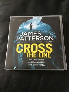 James Patterson Cross The Line Audiobook CD