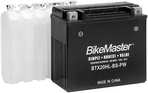 BikeMaster Maintenance Free Battery BIX30L-BS