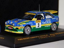 FORD ESCORT COSWORTH #3 WINNER MONTE CARLO 1996 NIGHT VERSION IXO RAC073 1/43