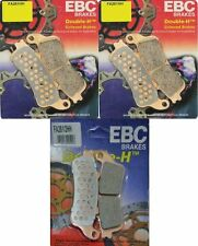 EBC HH Front + Rear Brake Pads (3 Sets) 2001-15 Honda GL1800 A Gold Wing
