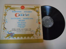 LP OST BURTON/Andrews-Lerner/Loewe: Camelot (18) chanson COLUMBIA/US press