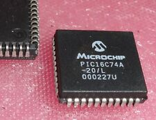 Pic16c74a - 20/l 8-bit CMOS microcontrollers with A/D converter