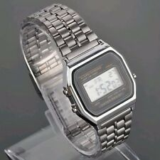 Classic Silver retro watch
