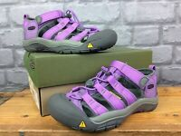 KEEN YOUTH NEWPORT H2 PURPLE SANDALS RRP £40 CHILDRENS GIRLS VARIOUS SIZES *