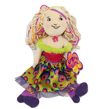 """Groovy Girls Lakinsie 13"""" Plush in Dress 2007 Manhattan Toy Special Edition Tag"""