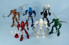 2004 Lego Bionicle TOA METRU NUI (8601- 8606) Complete with All Weapons