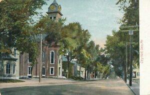 SACO ME - City Hall - 1910