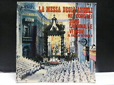 La messa degli angeli Nel coro dei 3000 cardinali e vescovi AL CONCILIO VATICANO
